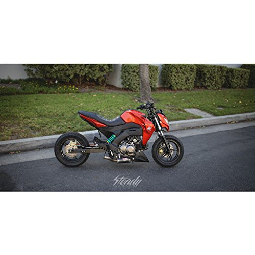 Amazon com: Chimera Adjustable Stretch Blocks Kawasaki Z125