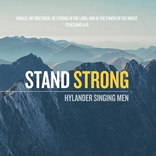 Singing Men (Stand Strong)