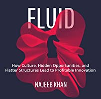 Fluid: How Culture, Hidden Opportunities, and Flatter Structures Lead to Profitable Innovation (English Edition)