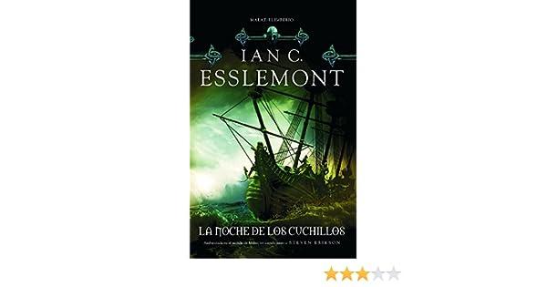 La noche de los cuchillos (Fantasía): Amazon.es: Ian C ...