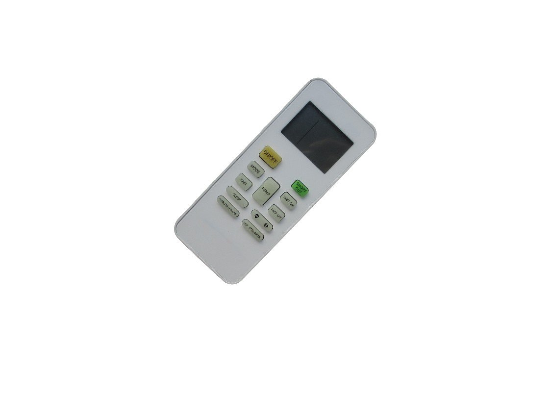 Hotsmtbang Replacement Remote Control For Midea RG52A4/BGCEF RG52A4/BGEF CENERAL RG52A2/BGEF Solar ACDC12 AC Air Conditioner by Hotsmtbang