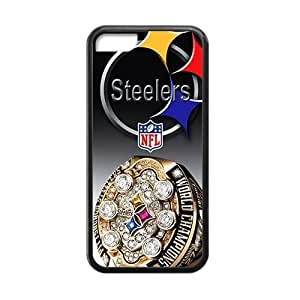 NFL Steelers fashion plastic phone case for iPhone 5c