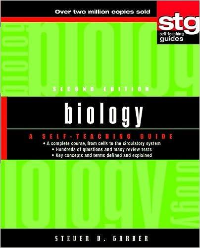 Biology a self teaching guide wiley self teaching guides 2 biology a self teaching guide wiley self teaching guides 2nd edition kindle edition fandeluxe Gallery