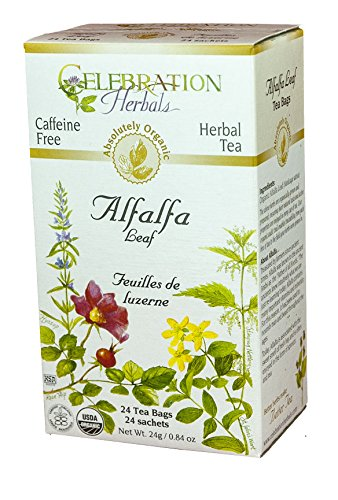 Celebration Herbals Alfalfa Leaf Bags
