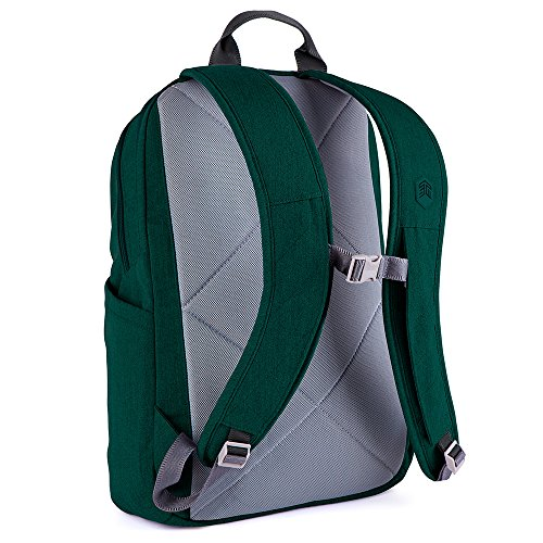 STM Banks Backpack For Laptop & Tablet Up To 15'' - Botanical Green (stm-111-148P-08) by STM (Image #7)