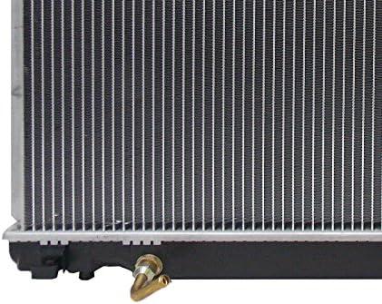 Spectra Premium CU13037 Complete Radiator