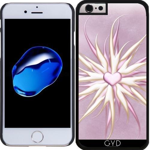 Coque pour Iphone 6 Plus (5,5'') - étoile De Mer Avec Le Coeur 2 by Illu-Pic.-A.T.Art