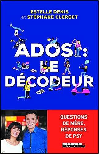 Amazon Fr Ados Le Decodeur Melody Denturck Estelle