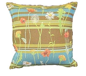 Amazon.com: Corona decoración francés tela Floral algodón y ...