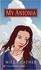 the use of imagery in the book my antonia by willa cather Error rating book refresh and try again rate this book my ntonia quotes (showing 1-30 of 147) whatever we had missed, we possessed together the precious willa cather, my antonia tags: happiness 57 likes.