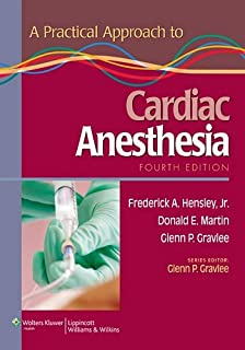 A practical approach to cardiac anesthesia practical approach a practical approach to cardiac anesthesia fandeluxe Image collections