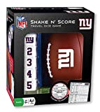 new york giants puzzle - MasterPieces New York Giants Shake N' Score