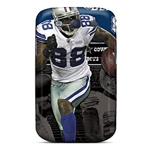 Shock-dirt Proof Dallas Cowboys Case Cover For Galaxy S3