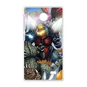 Wonderful Godzilla Cell Phone Case for Nokia Lumia X