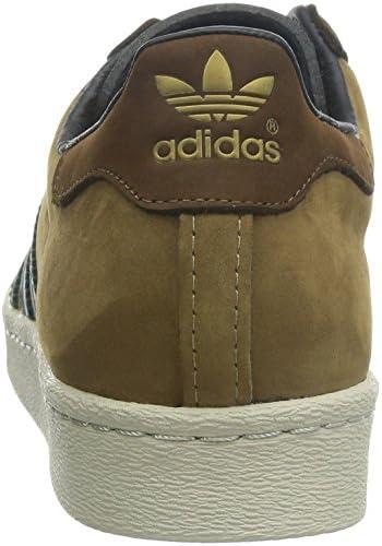 Aratro Brillante Imperativo  adidas Superstar 80S Scarpe Moda Sneakers Pelle Scamosciata Marrone per  Uomo: Amazon.it: Sport e tempo libero