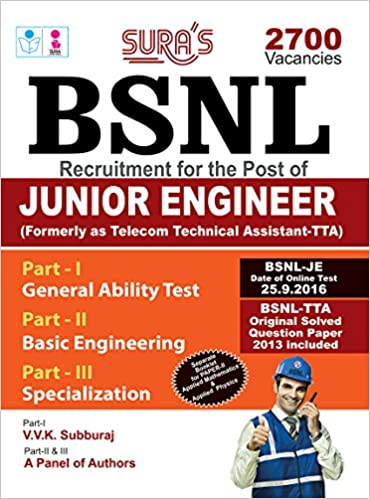 bsnl tta 2013 question paper with answer
