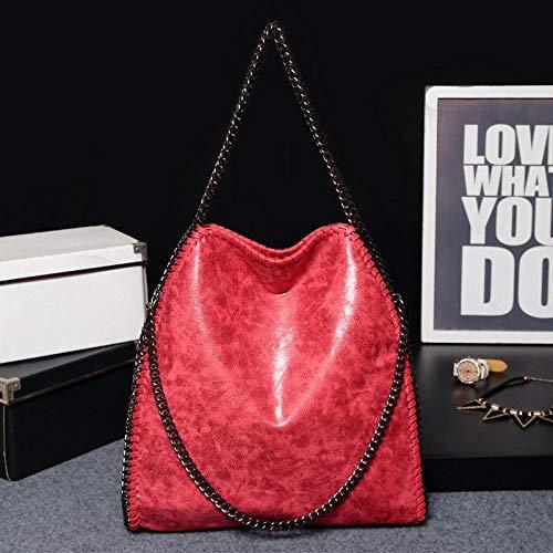 Amazon.com: Women Bag Pu Leather Fashion Chain Womens Messenger Shoulder Bags Bolsa Feminina Carteras Mujer Handbags Totes: Kitchen & Dining