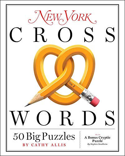 New York Crosswords: 50 Big Puzzles from Simon & Schuster