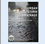 Urban Storm Drainage Criteria Manual : Best Management Practices, Urban Drainage and Flood Control District, 1887201661