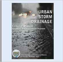 Urban Storm Drainage Criteria Manual; Volume 3, Stormwater