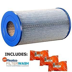 Pleatco láser Filtro prb35-in-m dinámico Series IV–DFM DFML vía navegable (antimicrobiana en línea 35) 03FIL130017–248225393303557817–3501r173431(antimicrobiana) W/6x Filtro lavados