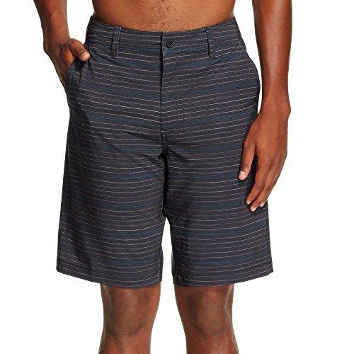Mossimo Men's Hybrid Swim Shorts (30, Java Black)
