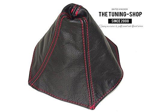 [해외]PONTIAC GTO 2004-2006 용 SHIFT BOOT BLACK 순정 가죽 레드 스티치/FOR PONTIAC GTO 2004-2006 SHIFT BOOT BLACK GENUINE LEATHER RED STIT