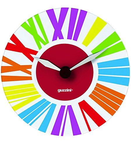 Guzzini 27270552 Happy Time Orologio da Parete, cm 38: Raffaele ...