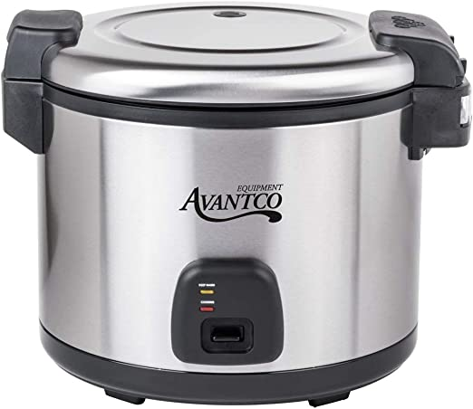 60 Cups Proctor-Silex Commercial Rice Cooker//Warmer from Hamilton Beach