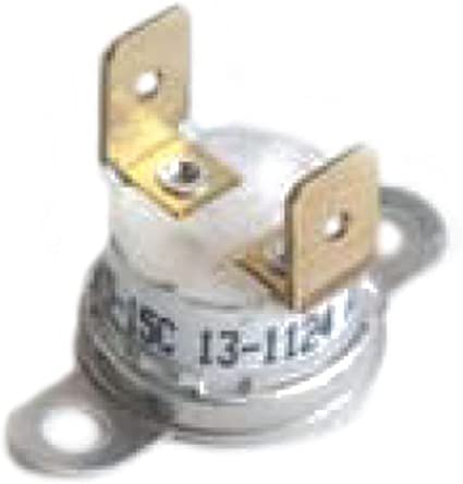 Breckwell Pellet /& Gas High Limit Switch Disc 250-13-1121 FC ac-e-090-21 PelletStovePro
