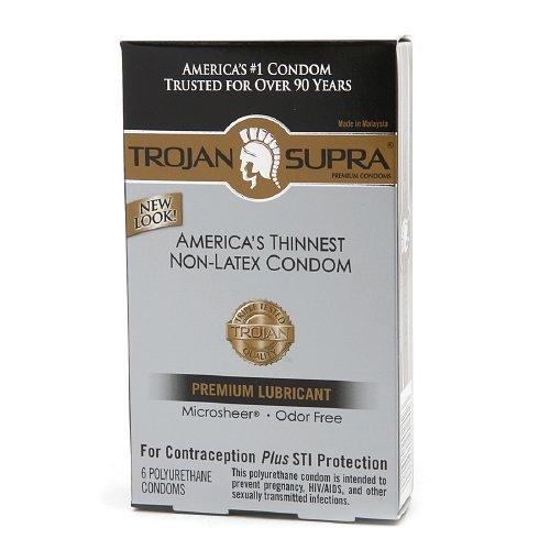 Non Lubricated Polyurethane Condoms - 2