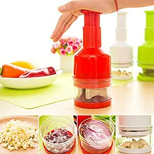 Kitchen Tool Multifunctional Kitchen Cutters & Slicers , Red