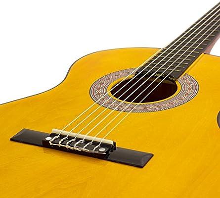Set de guitarra clásica para niños: Amazon.es: Instrumentos musicales