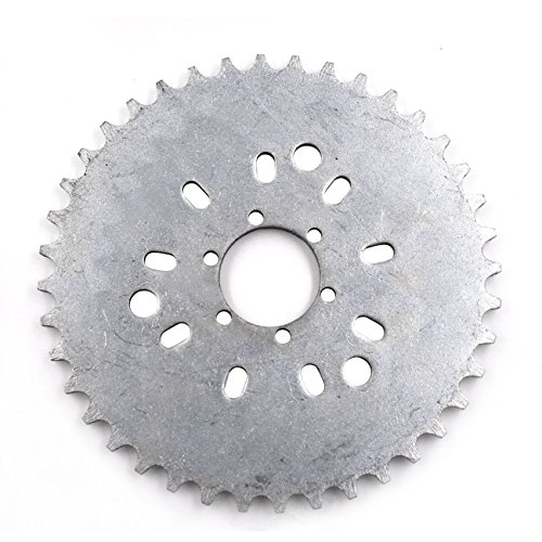 JRL Wheel Sprocket 40T 40Tooth Motorized Gas Cycle Bicycle 50cc 60cc 80cc (Tooth Disc)