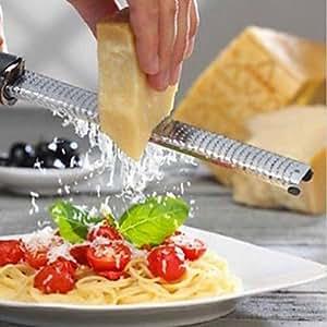 Kitchen Tool Professional Hand Held Cheese Grater Lemon Zester