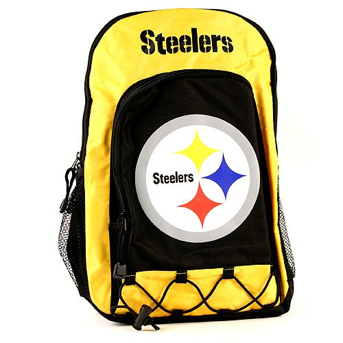 Pittsburgh Steelers NFL Backpack Echo Bungi Style from Northwest
