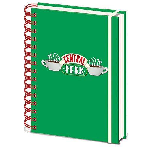 Friends A5 Sr72161  Central Perk  Notebook