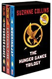 The Hunger Games Trilogy: The Hunger Games / Catching Fire / Mockingjay: more info