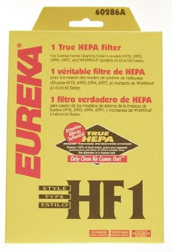 eureka 1 true hepa filter - 5