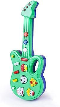 Súper Niños Bebé Niños Guitarra Juguetes Canción Infantil ...