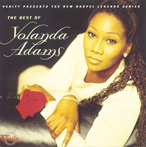 Yolanda Adams Greatest Hits (The Battle Is the Lord's)