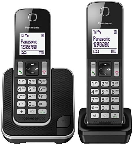 Telefonia Fija PANASONIC KXTGD312SPB Duo
