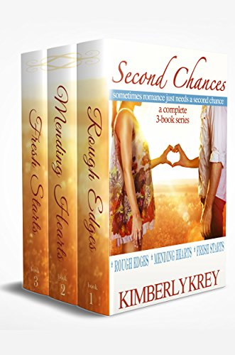 Second Chances Boxed Set: Complete Series: Three Full Length Romance Novels (Second Chances Series) (English Edition)
