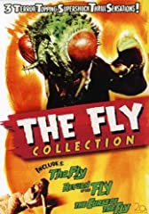Disc 1: THE FLY 1958 Disc 2: THE RETURN OF THE FLY 1959 Disc 3: THE CURSE OF THE FLY 1965 Disc 4: BONUS DISCA bonafide must-have for classic science fiction fans, The Fly Collection brings together the original 1958 chiller with Return of the...