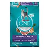 Purina One Hairball Formula Adult Dry Cat Food – 16 Lb. Bag Review