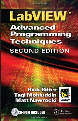 LabView: Advanced Programming Techniques, Second Edition for sale  Delivered anywhere in USA