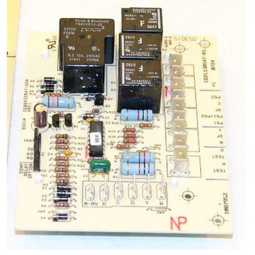 sears furnace wiring diagram 1087952 sears oem replacement furnace control board hvac  oem replacement furnace control board