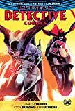 img - for Batman: Detective Comics: The Rebirth Deluxe Edition Book 3 book / textbook / text book