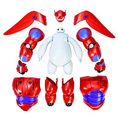 Big Hero 6 Armor-Up Baymax Action Figure: Toys & Games