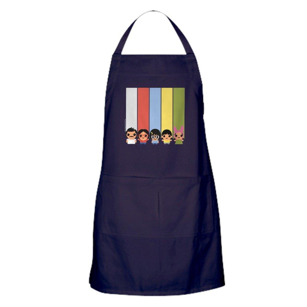 CafePress - Bob39; S Burgers Family - ポケット付きキッチンエプロン グリルエプロン ベーキングエプロン   B077WDNSJQ